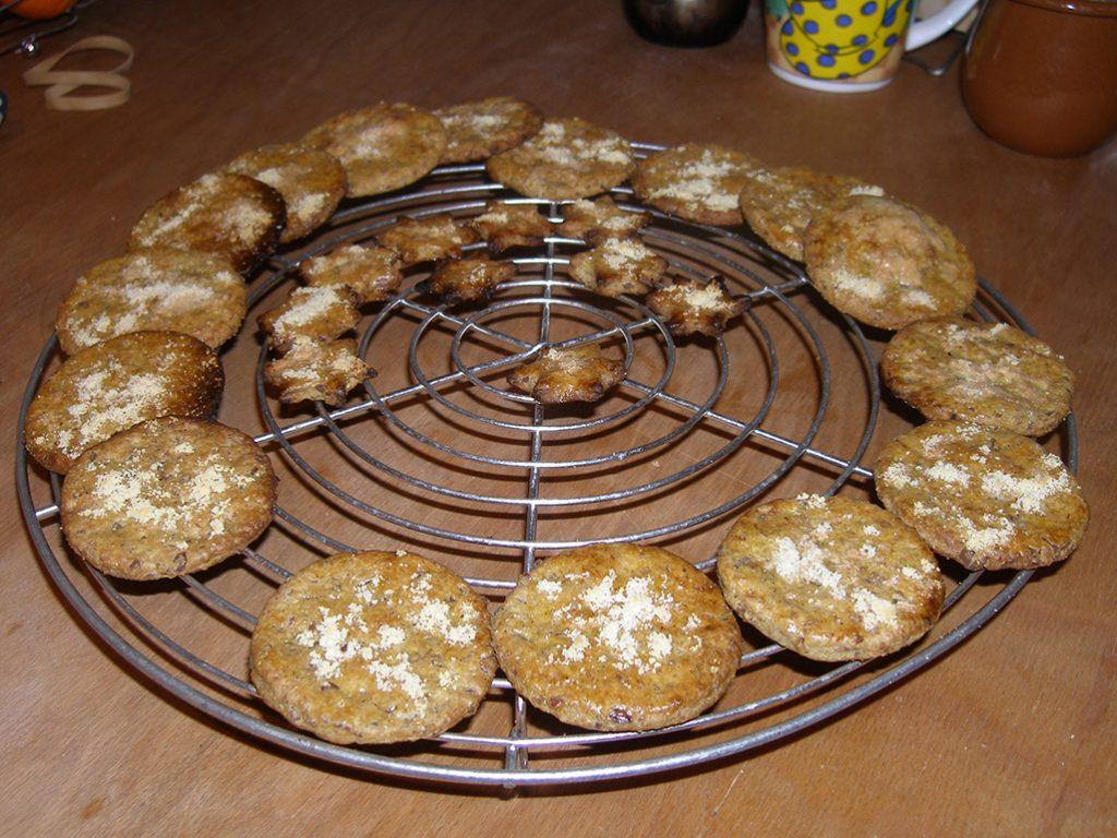 acorn biscuits