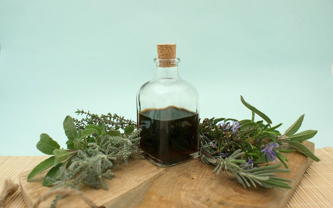 Vinegar of the four thieves