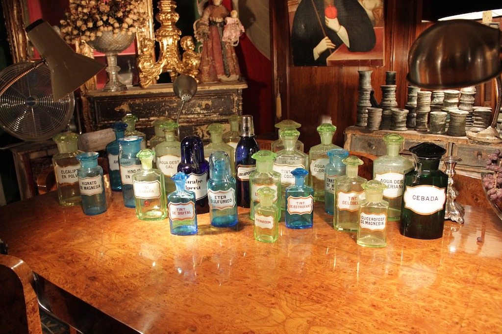 Antique Perfumery