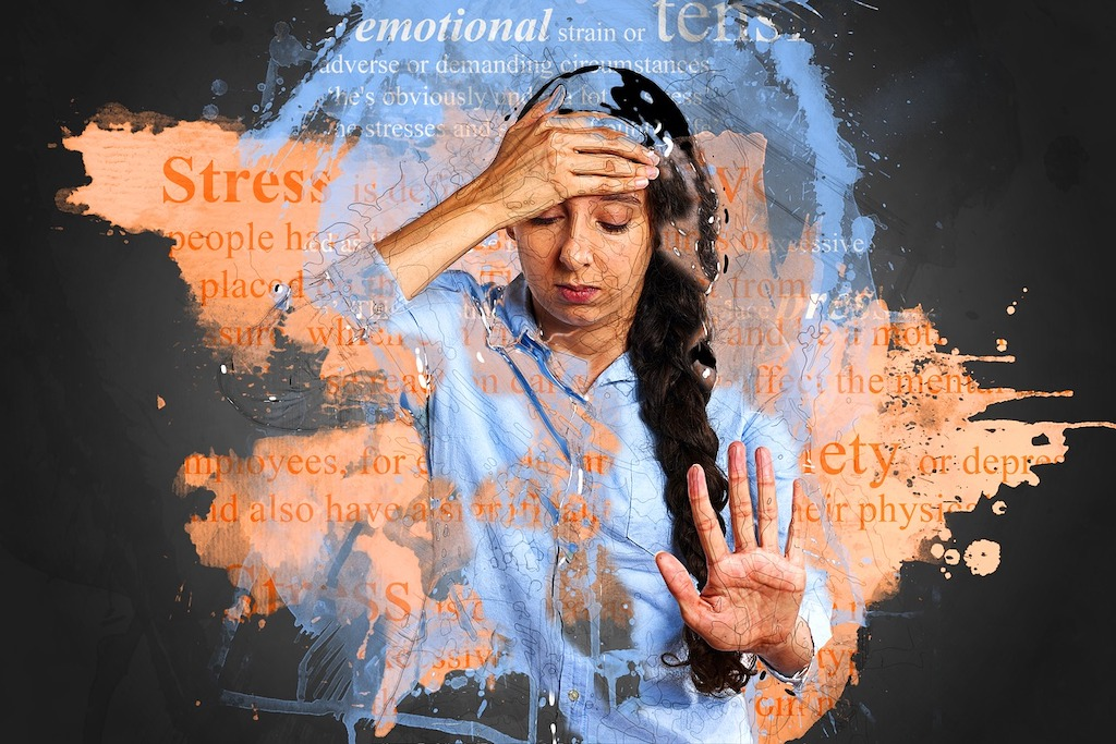 ways to cope with stress and anxiety