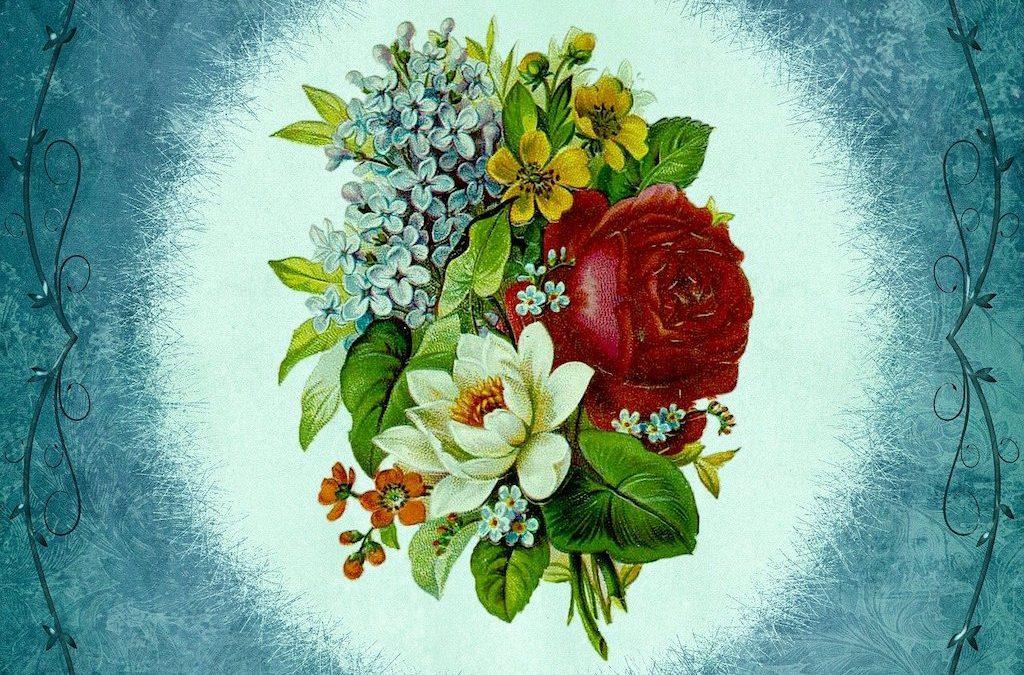 Victorian Flower Language